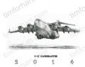 2014-aircraft-3-jets-calendar-artist-choice-calendar-wall-art