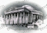 jefferson-memorial-impossible-abstract-art-pencil-drawing-i004