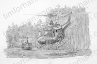 uh-d-champagne-flight-aircraft-helicopter-pencil-drawing-ac032