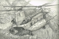 hh-47-chinook-aircraft-helicopter-pencil-drawing-ac036