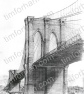 brooklyn-bridge-bridges-pencil-drawing-b002