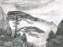 the-sentinal-landscape-pencil-drawing-l007