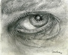 the-beholder-beauty-is-in-the-eye-of-miscellaneous-prints-wall-art-pencil-drawing-m011