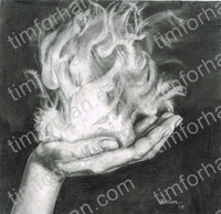 middle-class-tax-cut-up-in-smoke-miscellaneous-prints-wall-art-pencil-drawing-m014