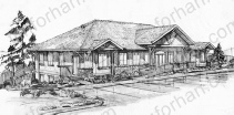 stopps-cob-office-building-structure-prints-wall-art-pencil-drawing-s015